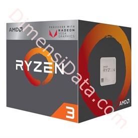Jual Processor AMD Ryzen 3 2200G With Radeon Vega Graphics [YD2200C5FBBOX]